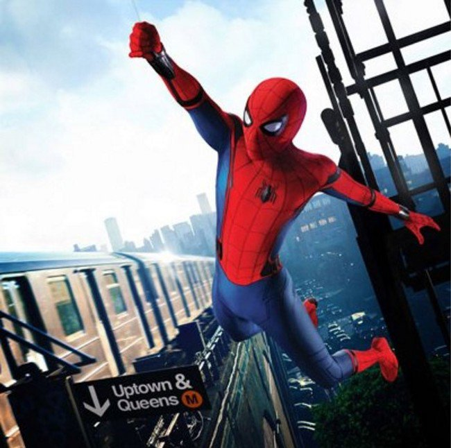 Spider-man : Homecoming – New Trailer