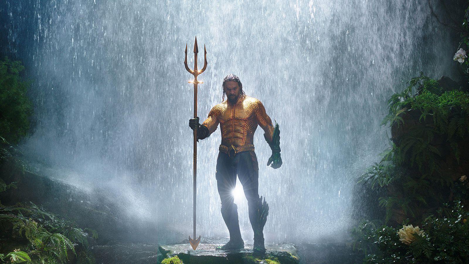 Aquaman 2 In Development.