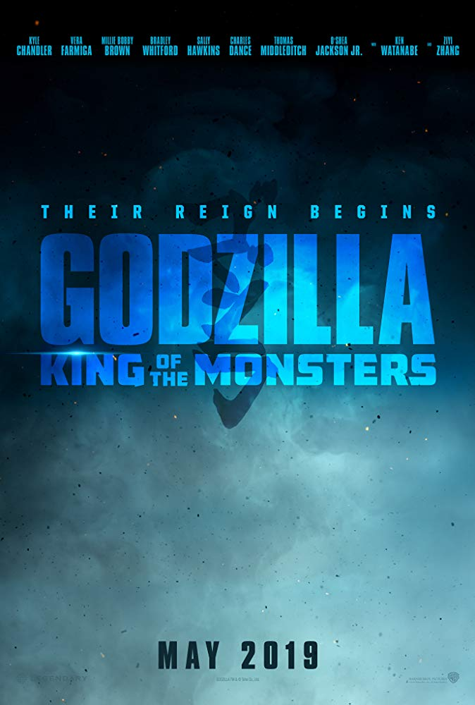 Godzilla: King of the Monsters trailer 2