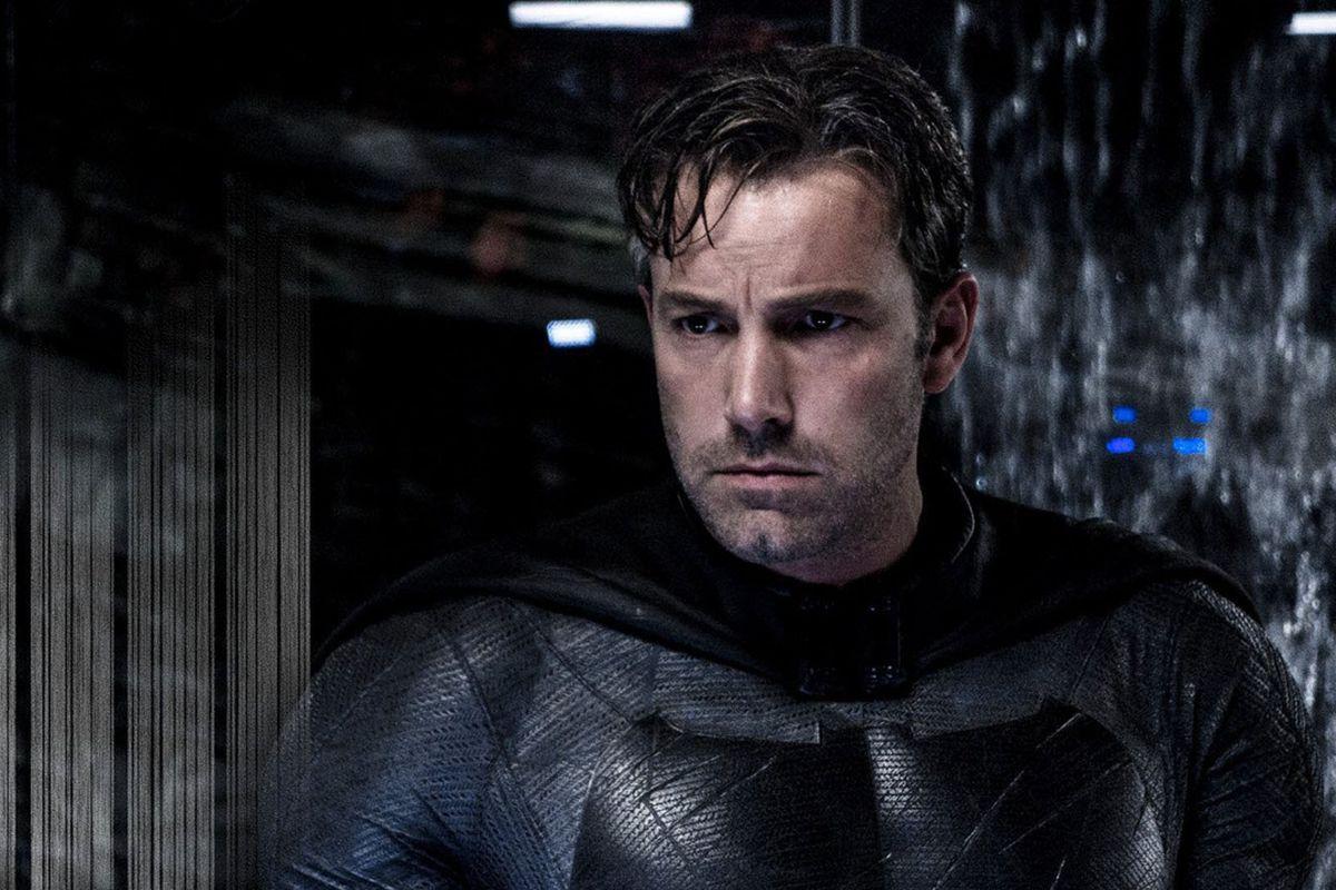 Affleck No Longer The Batman.
