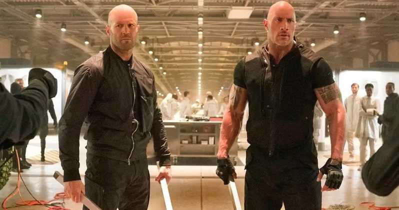Hobbs And Shaw Trailer To Air During Super Bowl.