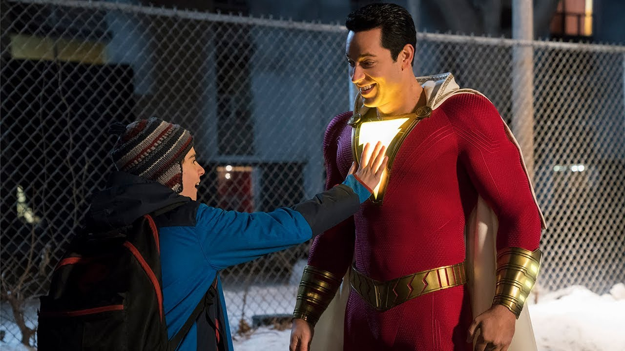 New Shazam! Trailer Arriving On Tuesday.