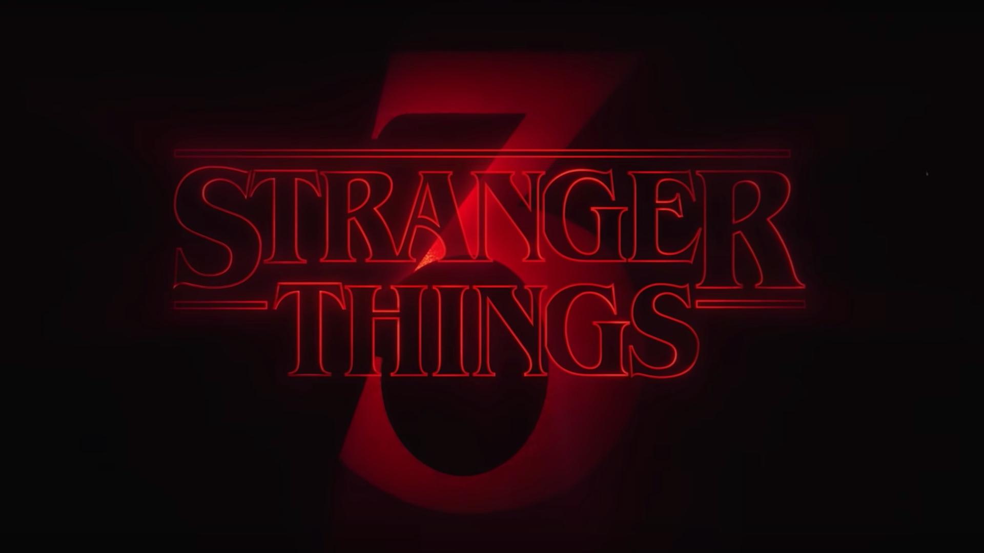 Stranger Things – Season 3 announcement trailer.