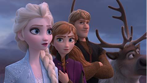 Frozen 2 – First Footage.