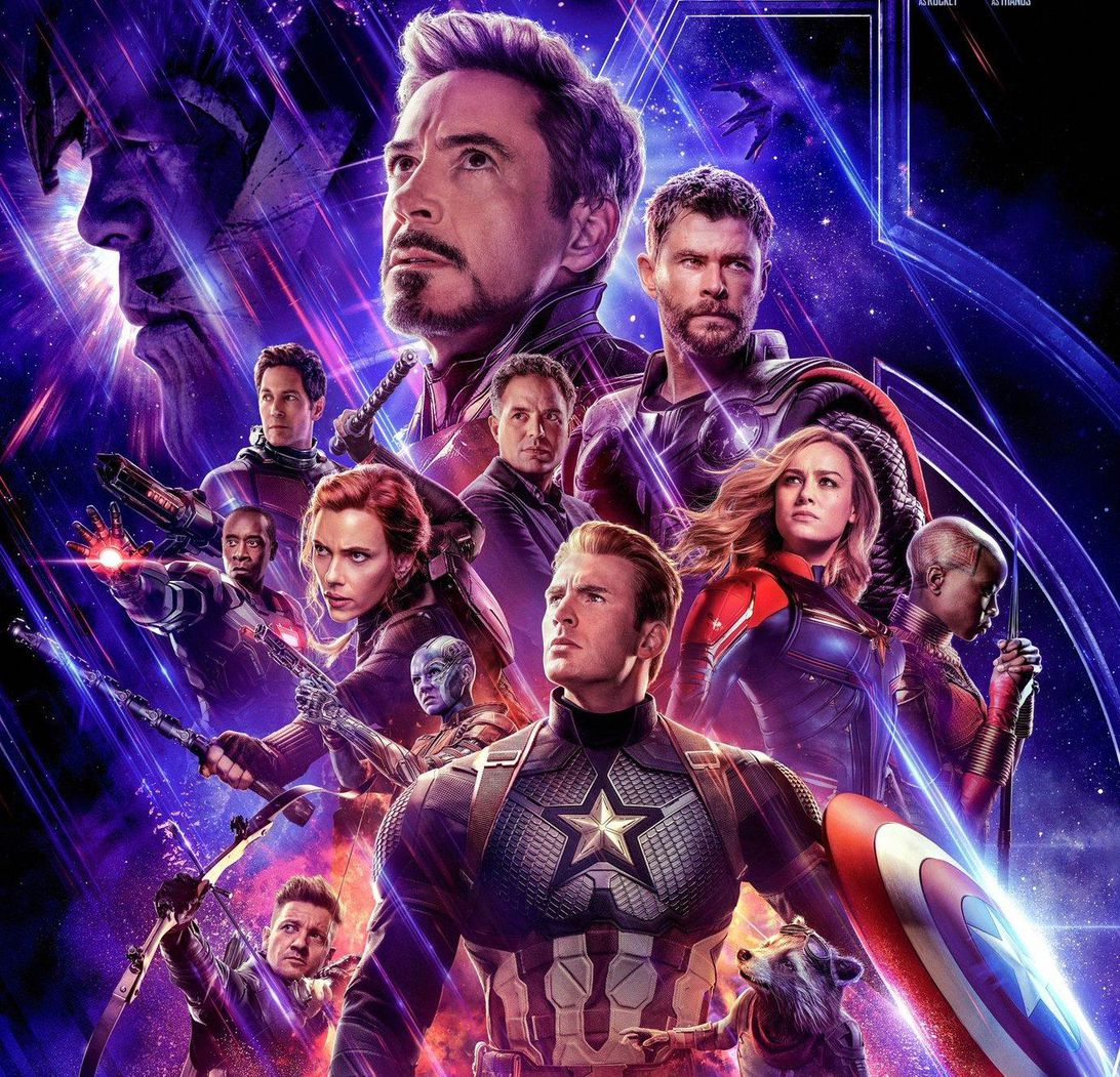 Endgame's record setting debut begins..