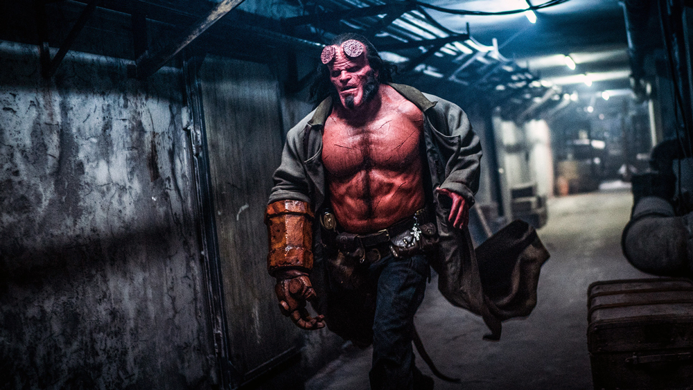 Hellboy Off To A Slow Start