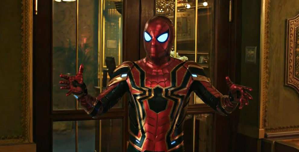 SpiderMan: Far From Home – New Trailer