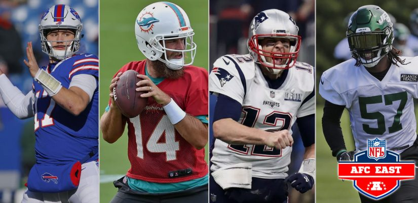 Episode 44 – AFC East and West