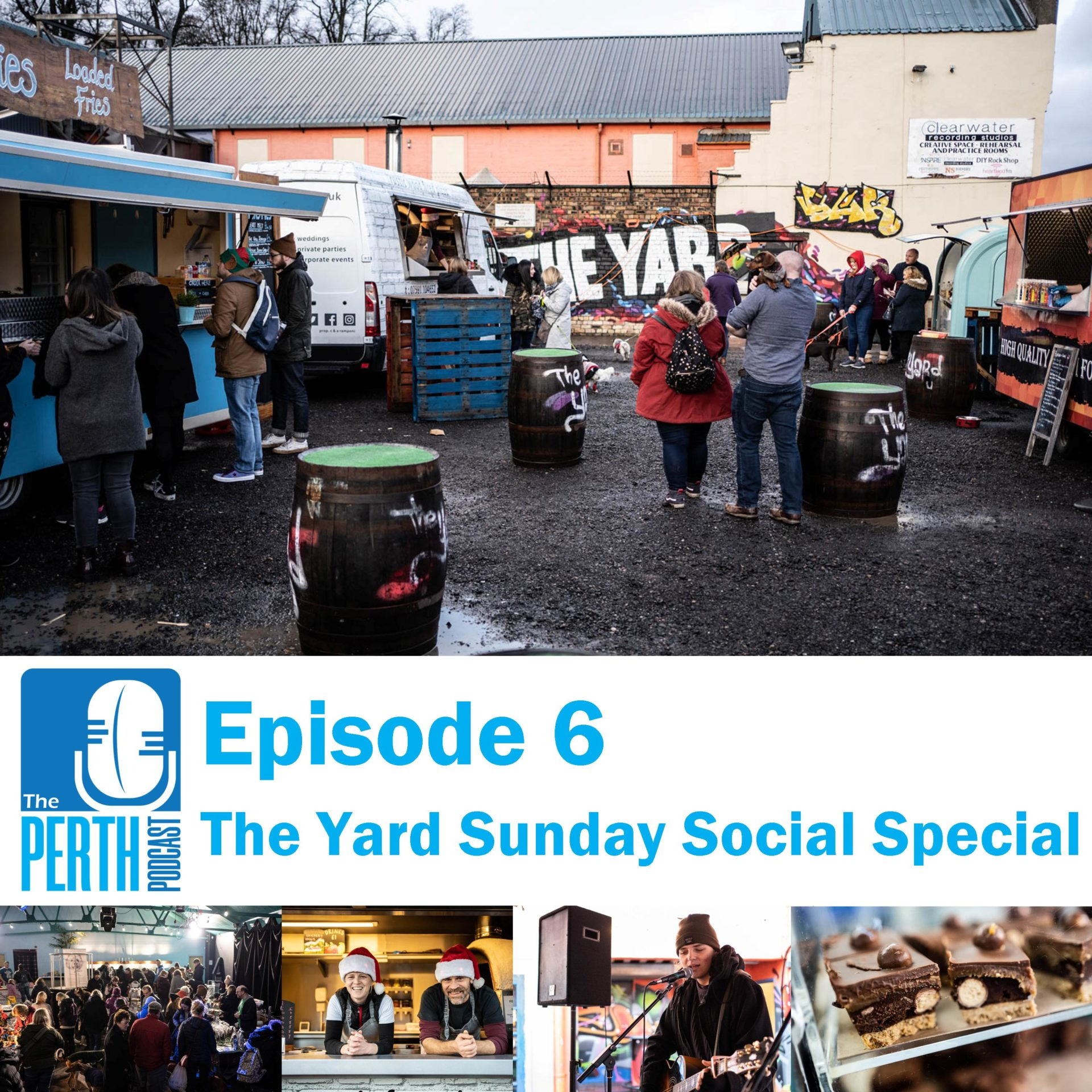 Episode 6 – The Yard Sunday Social Special