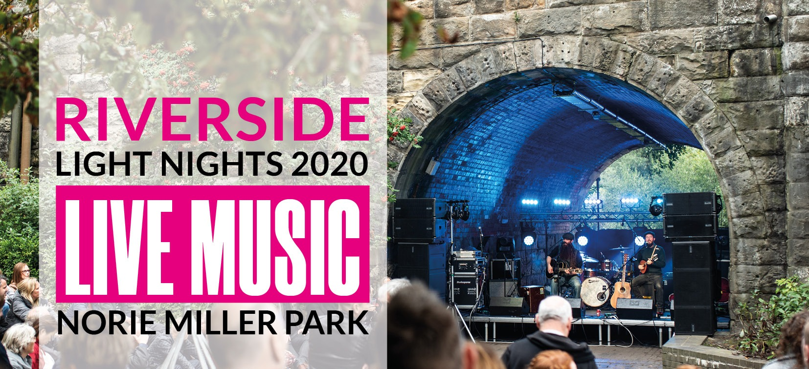 Line Up For Riverside Light Nights 2020 – Burns Night Revealed