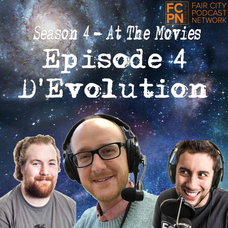 Season 4 Episode 4 – D'Evolution