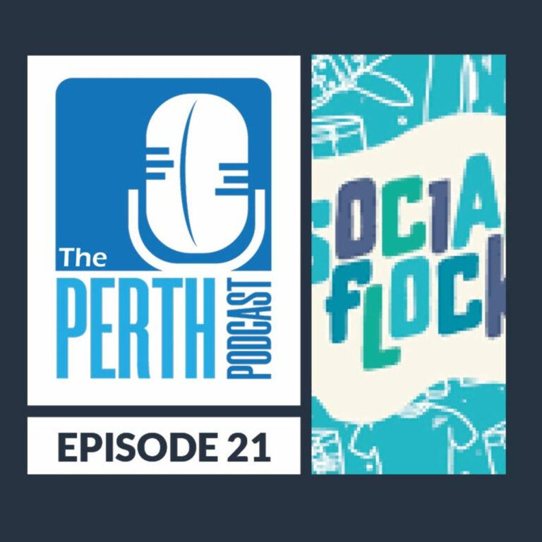 Episode 21 – Social Flock feat. Rachael Esdale