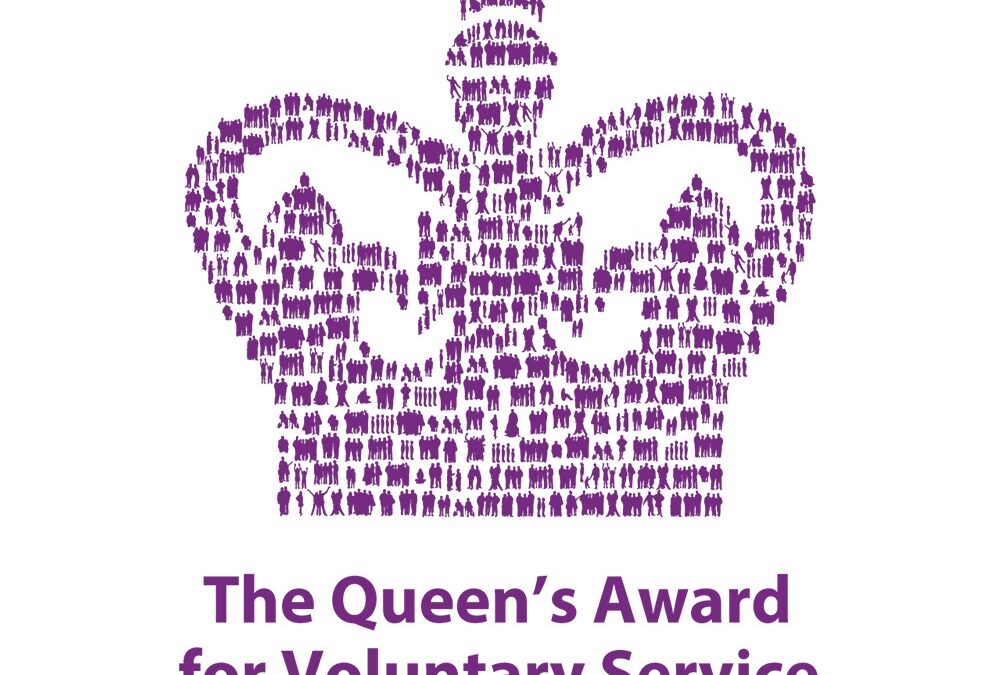 Local Charity Awarded Queen's Award for Voluntary Service