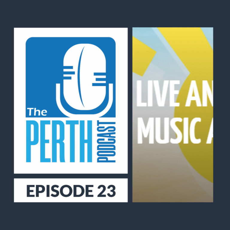 Episode 23 – Live and Unlocked Perth Summer Festival feat. Nick Williams